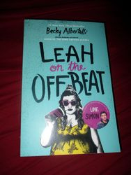My Copy of Leah on the Offbeat at The Wombatorium 2.0: A Capital Idea