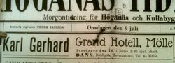 Grand Hotell Molle 1941