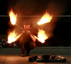 Fire Twirler 2