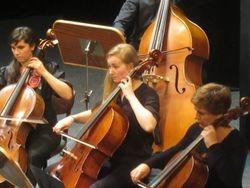 cello sectie Bach