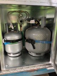 Gas Storage Compartment