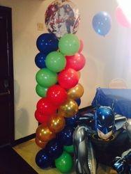 Avengers Column w/Clear Bubble Topper