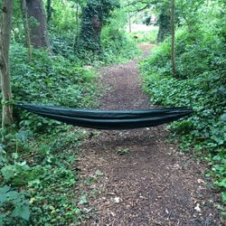 Hammock - ready to relax in!