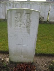 Pte 11103 H. ROBINSON. 2nd 9th Bn.