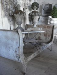 #15/275 Cast Iron Bed
