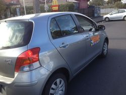 Driving School Parkville VIC 3052 - Toyota Yaris Hatch - Automatic
