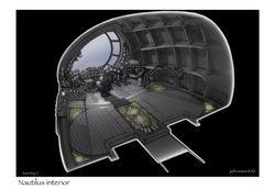 Nautalus cockpit