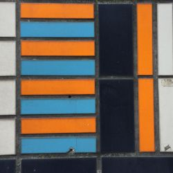Elephant and Castle Mall abstract photograph