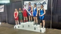 Klara Patel - 3rd place at OFSAA 2016