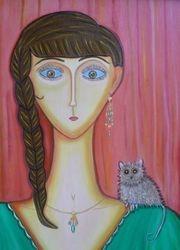Gloria & the Lemur