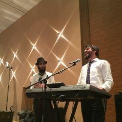 Chony Milecki  & Eli Marcus