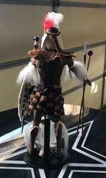 Zulu warrior by Jerome