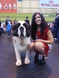 Stella & Miss Birmingham 2013