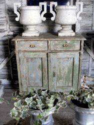 #15/196 Painted Cabinet SOLD