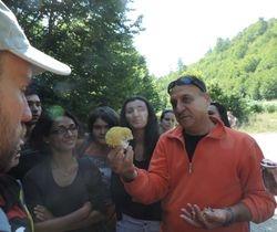 Fungi foray in Shebenik-Jabllanice NP, Aug 2014