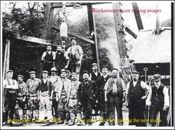 Gornal. Baggeridge Colliery. 1908