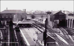 Dudley Station. c1940s.