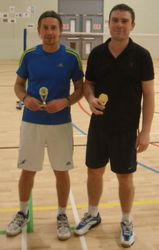 Handicap Tournament Mens Doubles