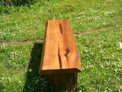 """The same cedar bench,48""""x20"""""""