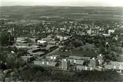 Aerial image 1988
