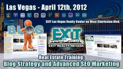 Las Vegas Blog Training Graphic