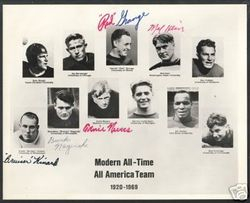 Modern All-Time All American Team