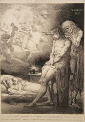 Rambert, Misery no 4, 1851