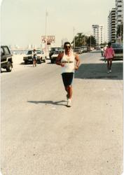 Lic. Julio Fuentes Triathlon Salinas 1987