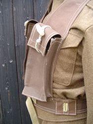 Skeleton assault vest £75