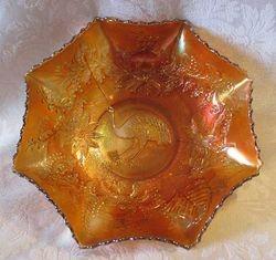 Emu master bowl, marigold