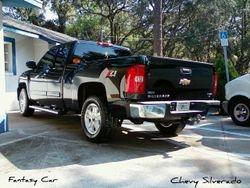 Carol S.----------Chevy Silverado
