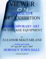 Viewer exhibition 2007