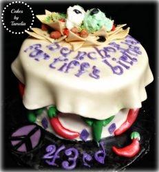 Nachos Cake