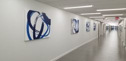 Canvas art installation experts in Arlington Virginia