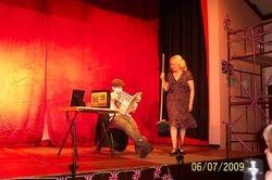 Sid & Mabel - July 2009