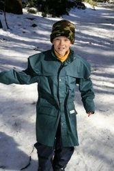 Oscar at Lake Mtn - July 2007