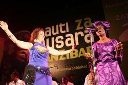 Busara Festival with Bi Kidude
