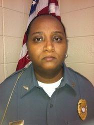 Aux. Officer  K. Thompson