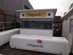 Lifeguard Station Hut