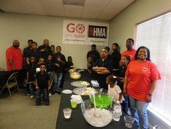 Honda Manufacturing of Alabama Volunteers