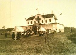 Turisthotellet Kullen 1909