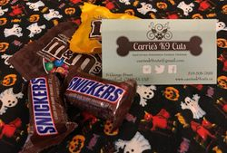 The Halloween Candies
