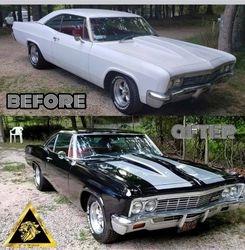 51.66 Chevrolet Impala