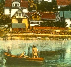 Hotell Sjohem II 1901