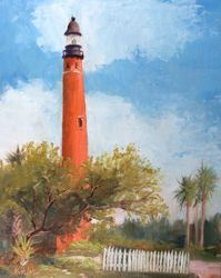 Ponce deLeon Lighthouse