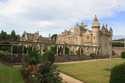 Abbotsford - home of Sir Walter Scott