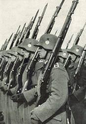 Wehrmacht Infantrymen: