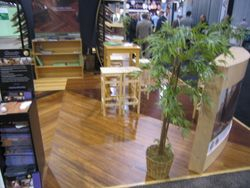 Manufacture: Dansk Bamboo Flooring