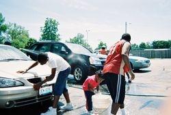 Youth Car Wash 2009