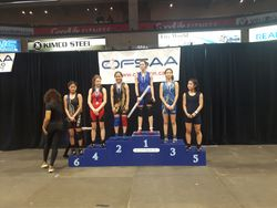 Jessica Hong - 2nd place at OFSAA 2017